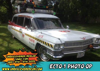 Ecto-1 Photo-Op
