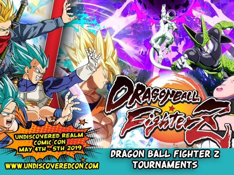 Dragonball Fighter Z Tournament