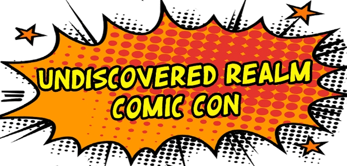 Undiscovered Comic Con