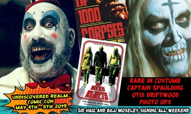 Sid Haig & Bill Moseley