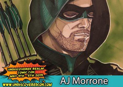 AJ Morrone