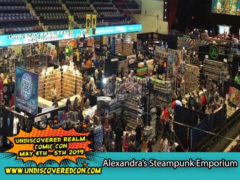 Alexandra's Steampunk Emporium