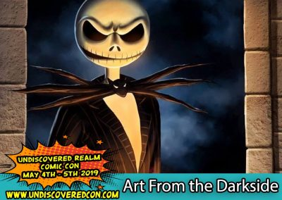 Art From The Darkside