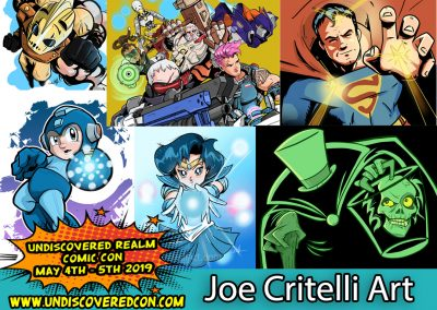 Joe Critelli Art