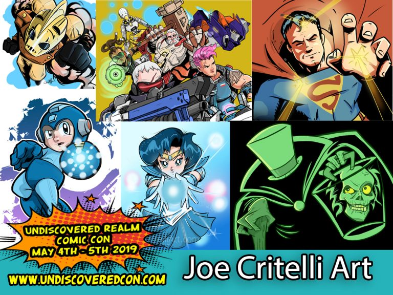 Joe Critelli Art