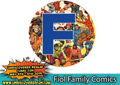 Fiol Family Comics