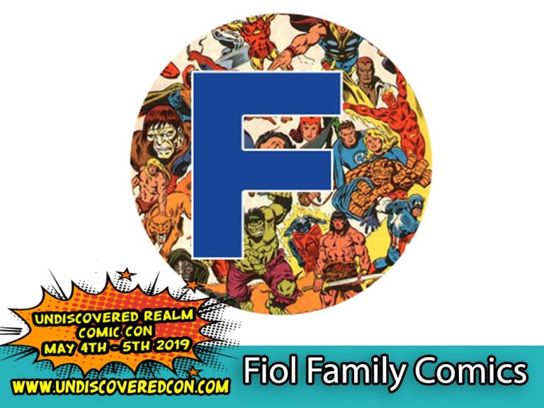 Fiol Family Comics