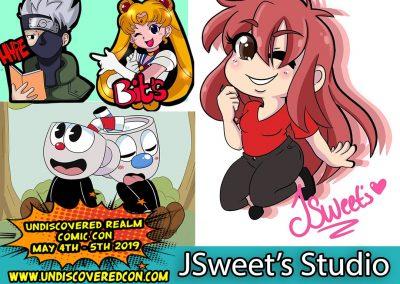 JSweets Studio