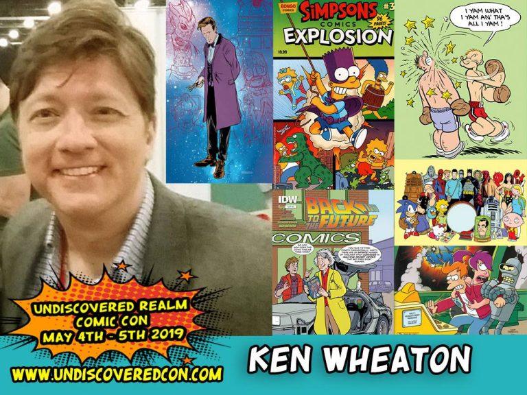 Ken Wheaton