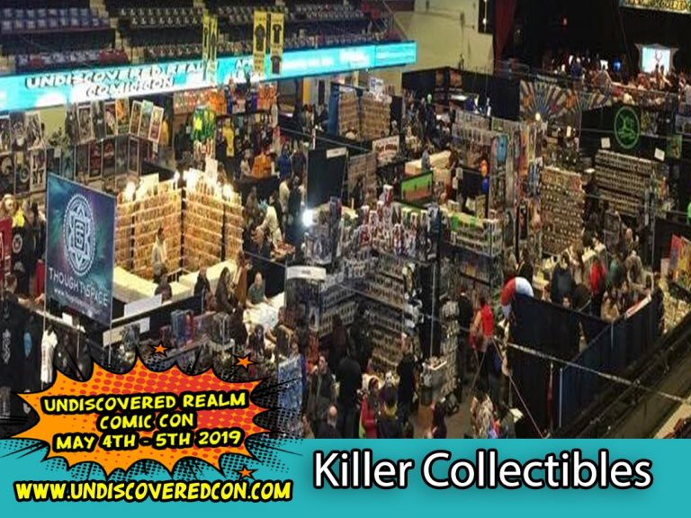 Killer Collectibles