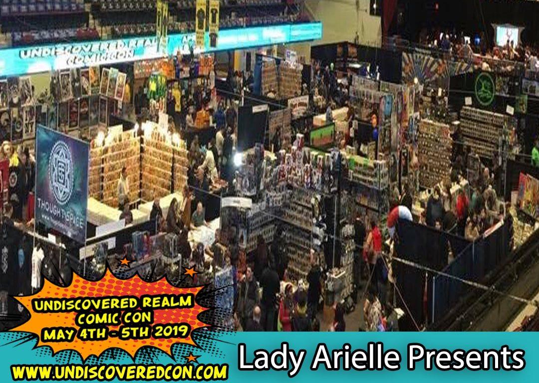 Lady Arielle Presents