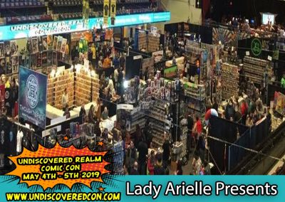 Lady Arielle Presents