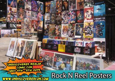 Rock N Reel Posters