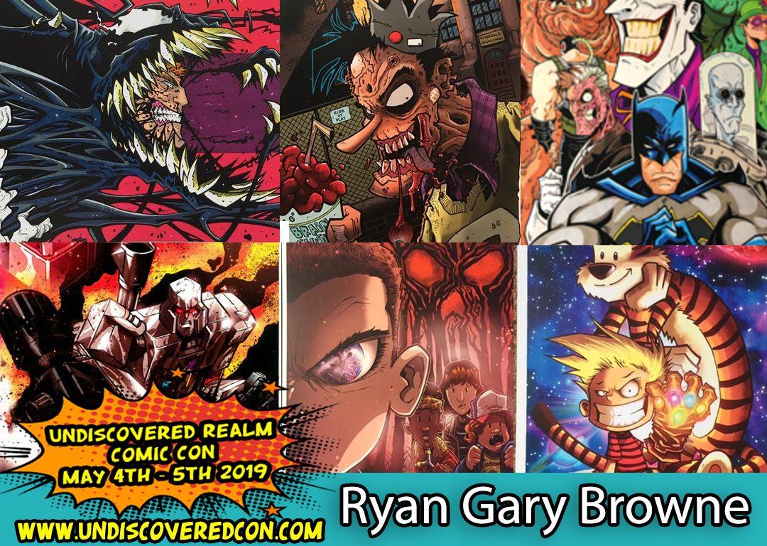 Ryan Gary Browne