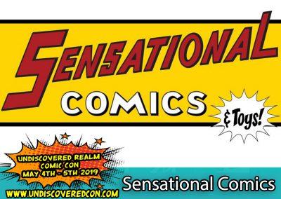 Sensational Comics