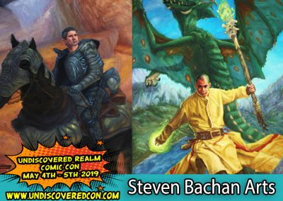 Steven Bachan Arts