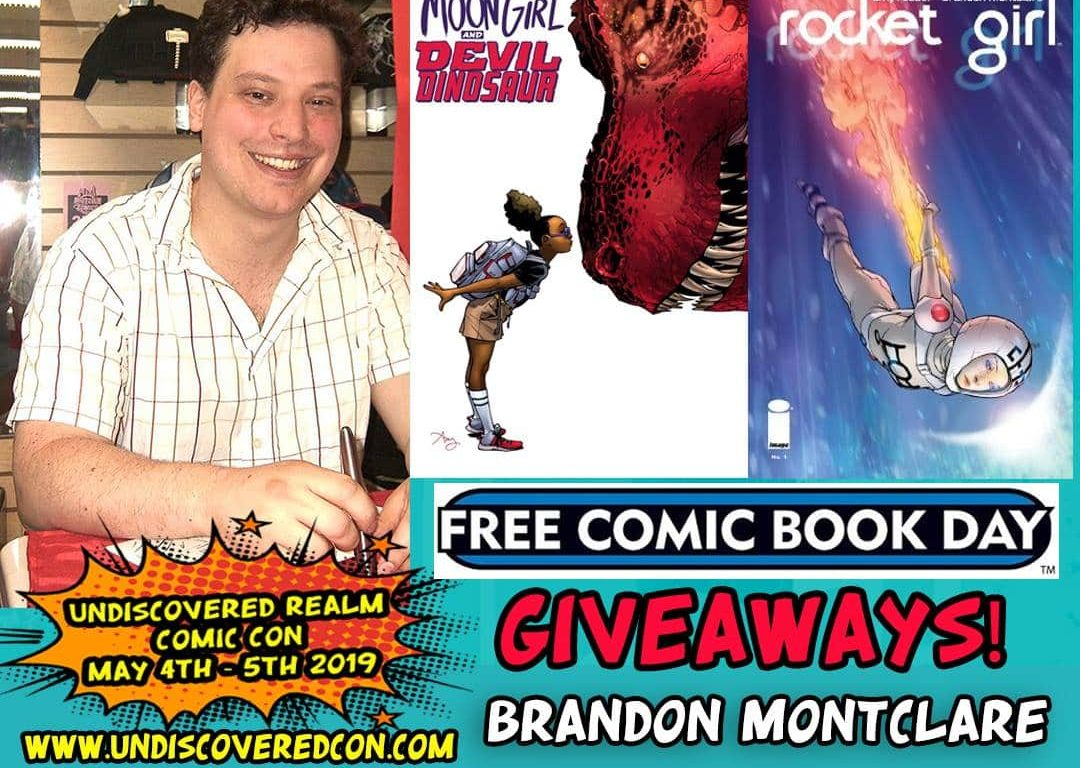 Brandon Montclare