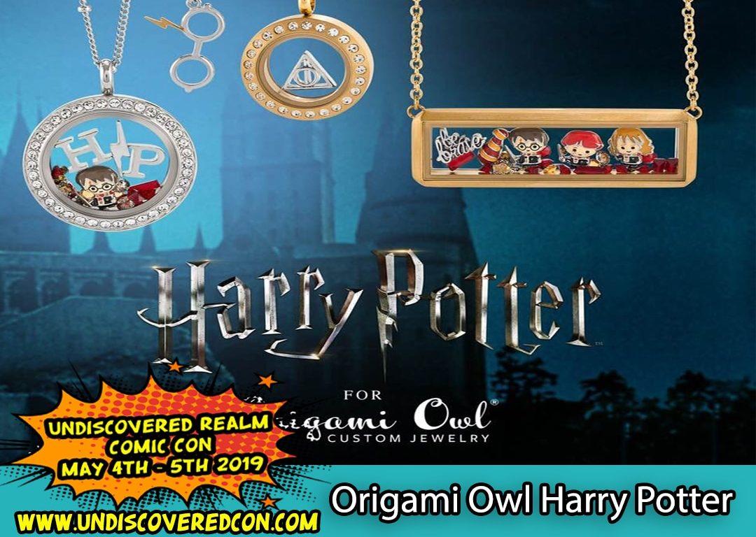 Origami Owl Harry Potter