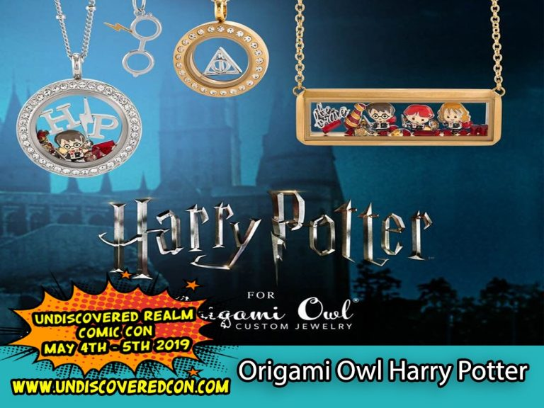 Origami Owl Harry Potter