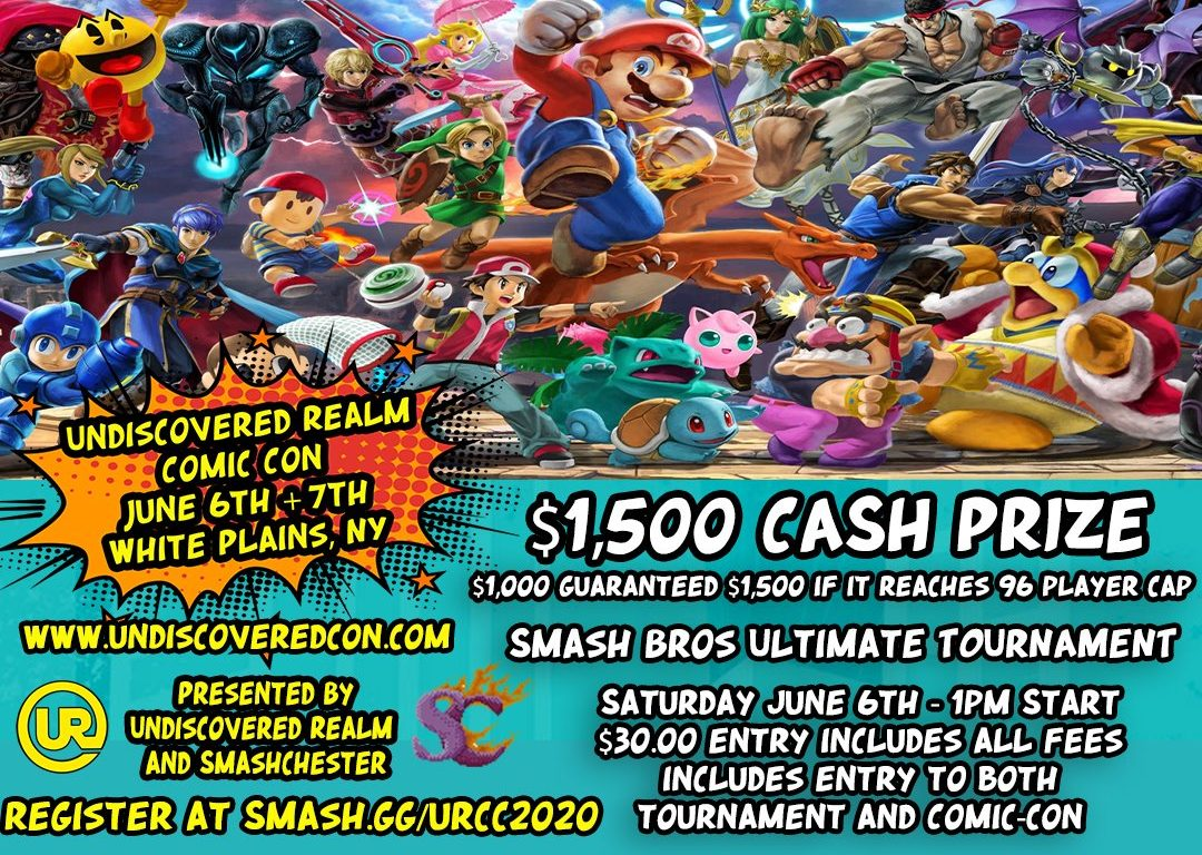 Super Smash Bros Ultimate Tournament