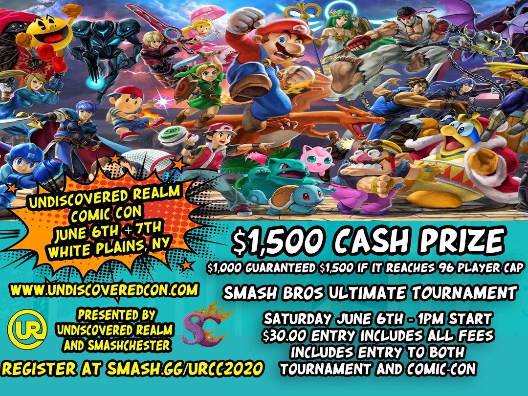 Super Smash Bros Ultimate Tournament