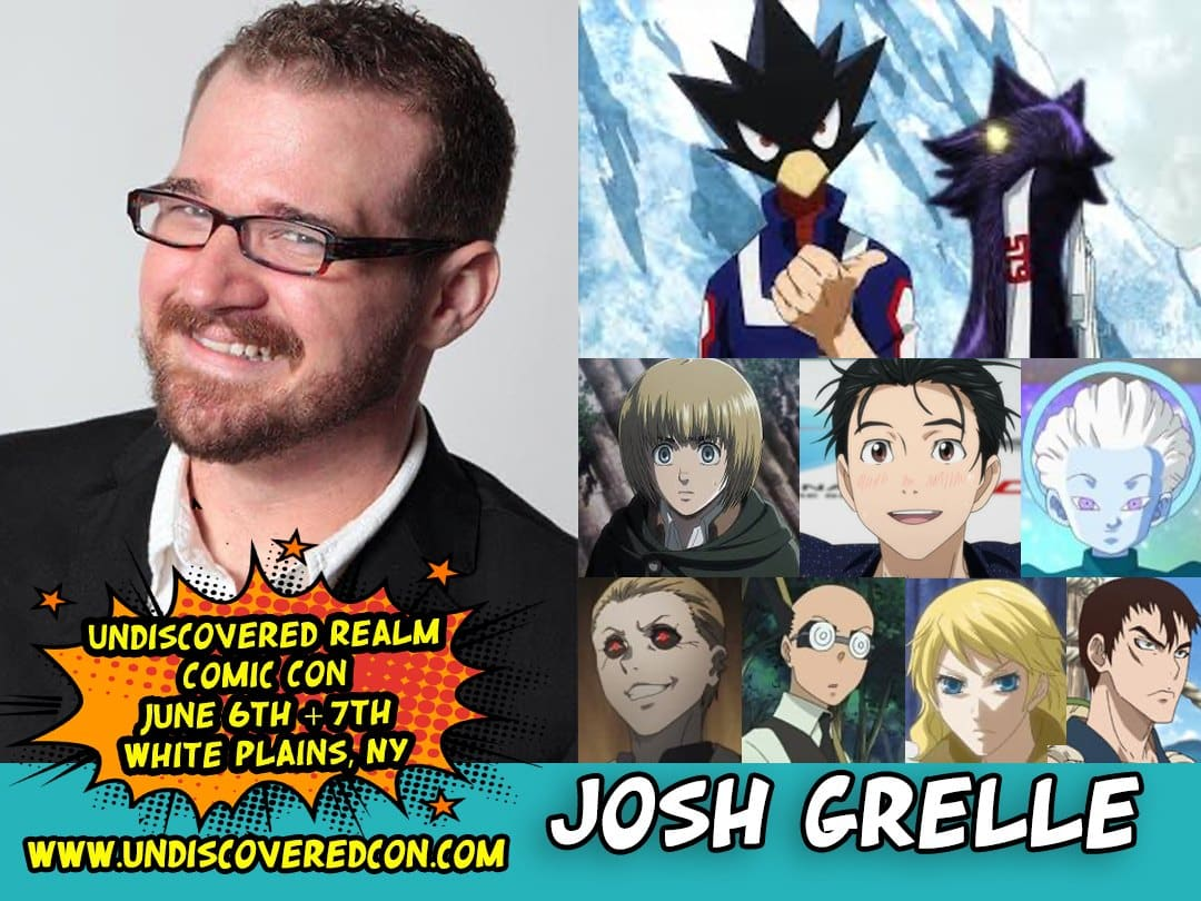 Josh Grelle